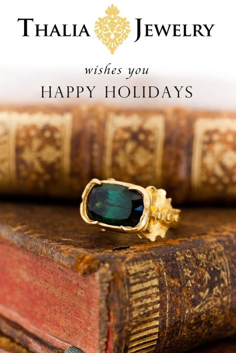 happy holidays-thalia
